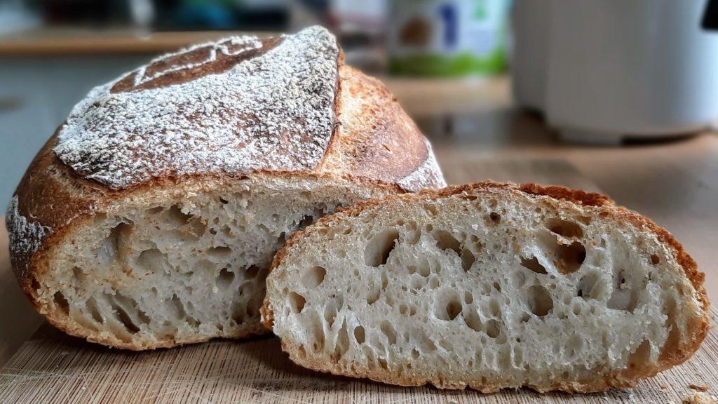 Pavé sur levain naturel - Le pain fait maison